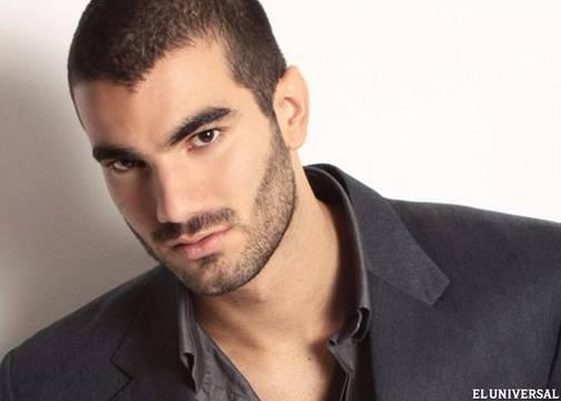 Mister Venezuela 2012 Jesus Zambrano