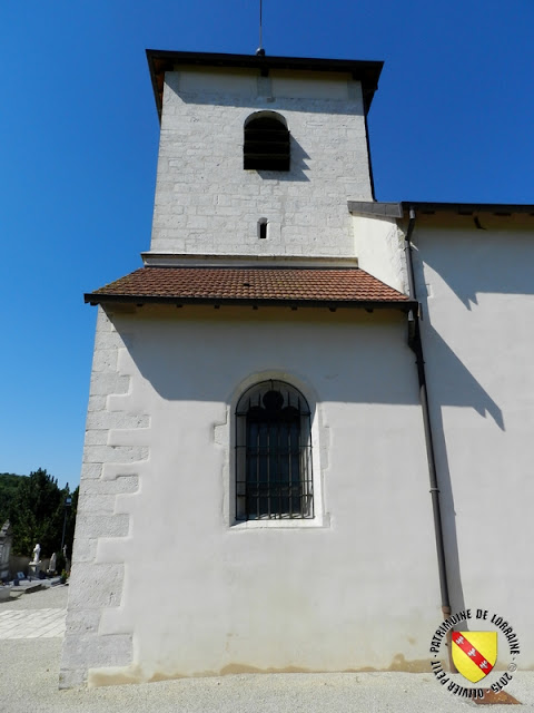 ROUVRES-LA-CHETIVE (88) - Eglise Saint-Martin