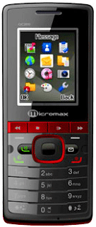 Micromax GC200 Dual SIM mobile