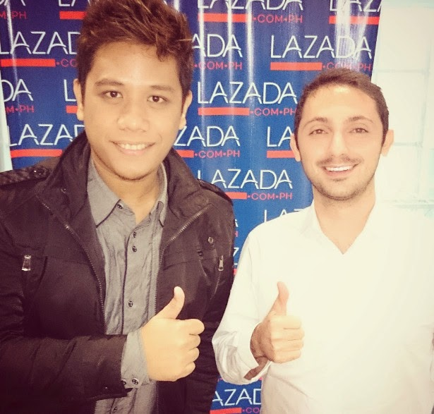 Lazada Philippines, Mark Milan Macanas, Inanc Balci