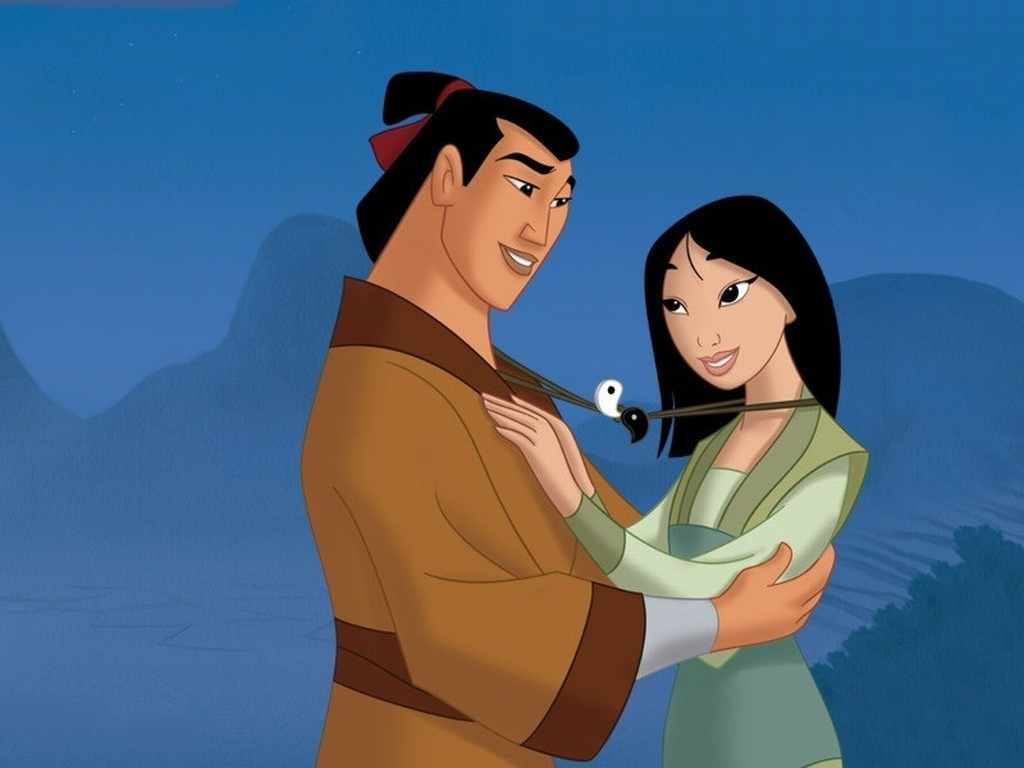 confessions of a daydreamer   my ultimate favorite  mulan