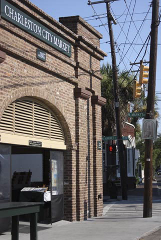 Charleston's City Market Gets Renovated