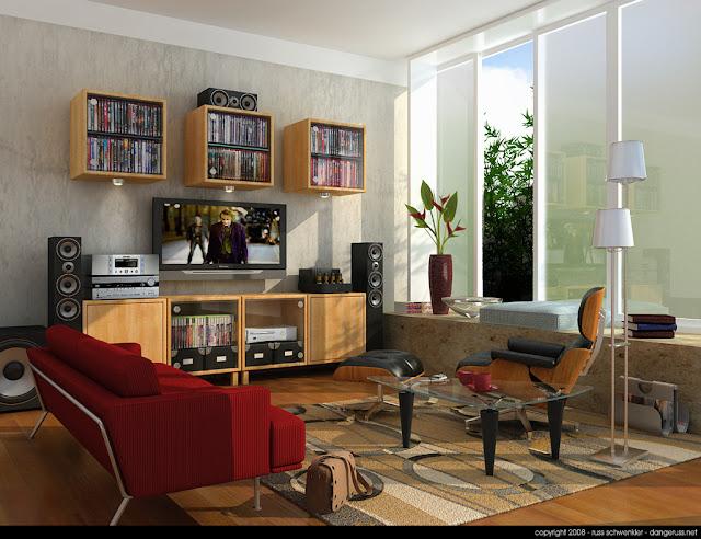 Interior design and deco