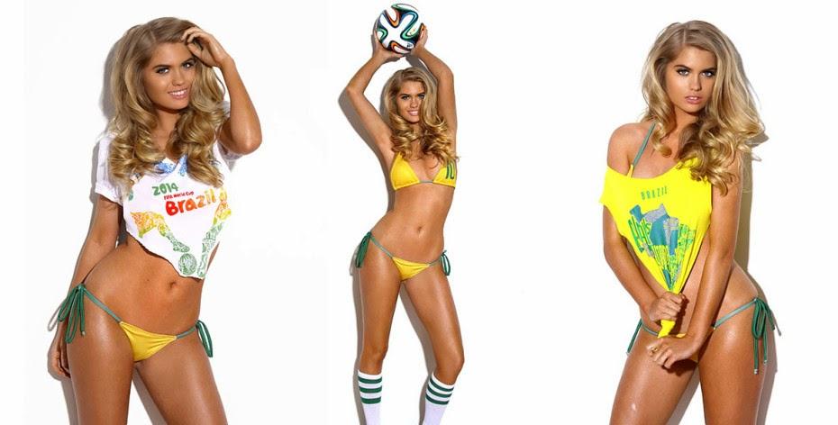 World Cup 2014 - Alexandria Morgan