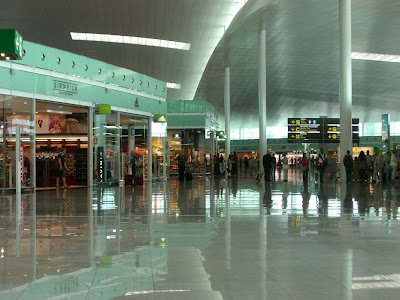 Barcelona Airport Terminal 1