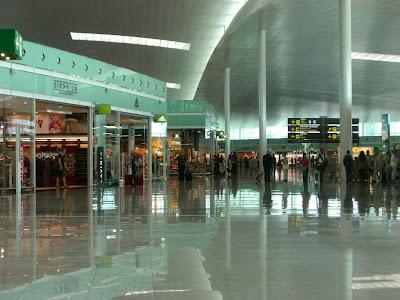 Barcelona Airport Terminal 1
