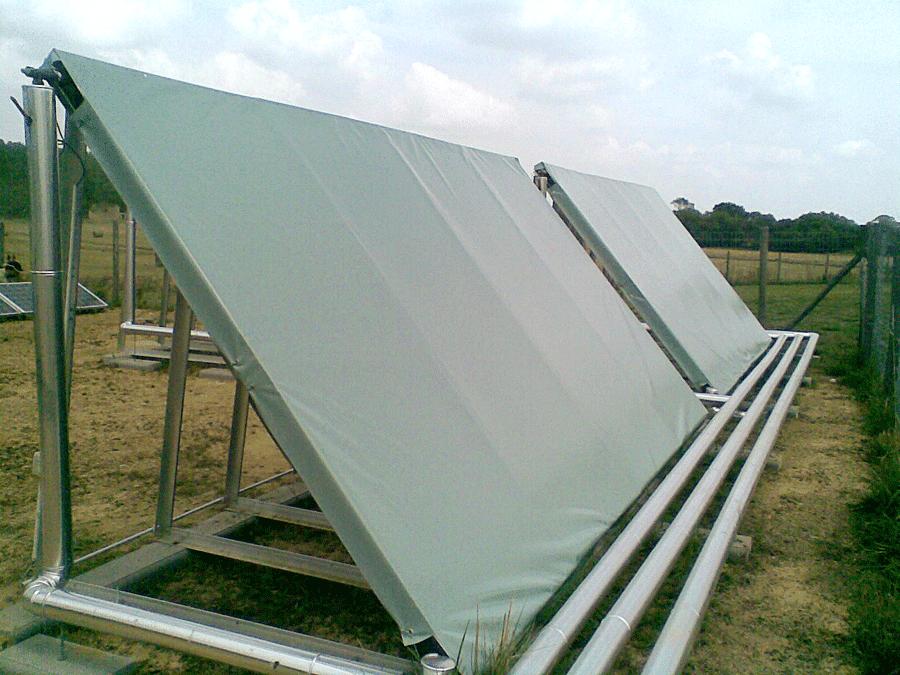 protection panneau solaire