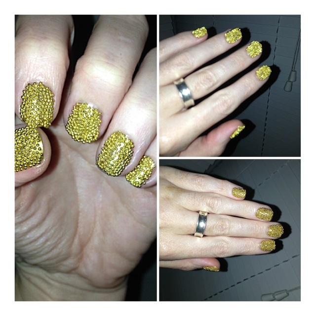 Ciate Caviar Nails: Ciate Caviar Luxe Manicure Review, Photos And Swatch