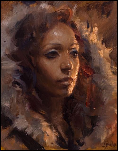 Bulgarian Impressionist Painter Ignat Ignatov 1978