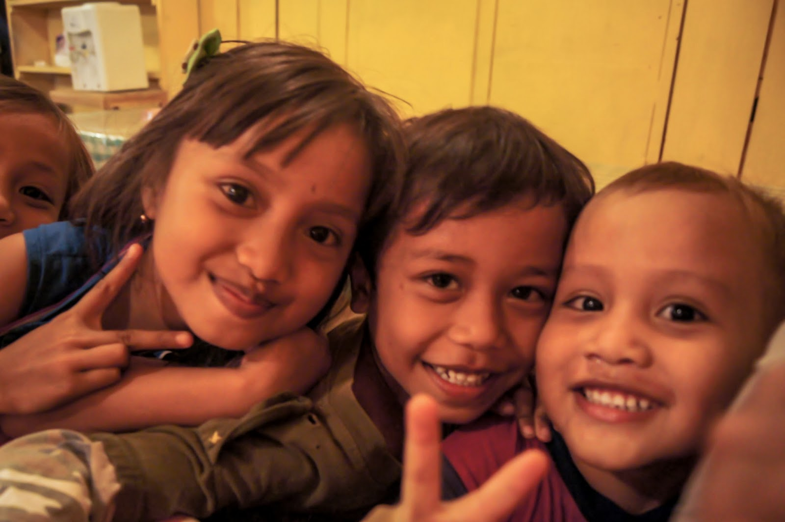Niños en Labuanbajo 2