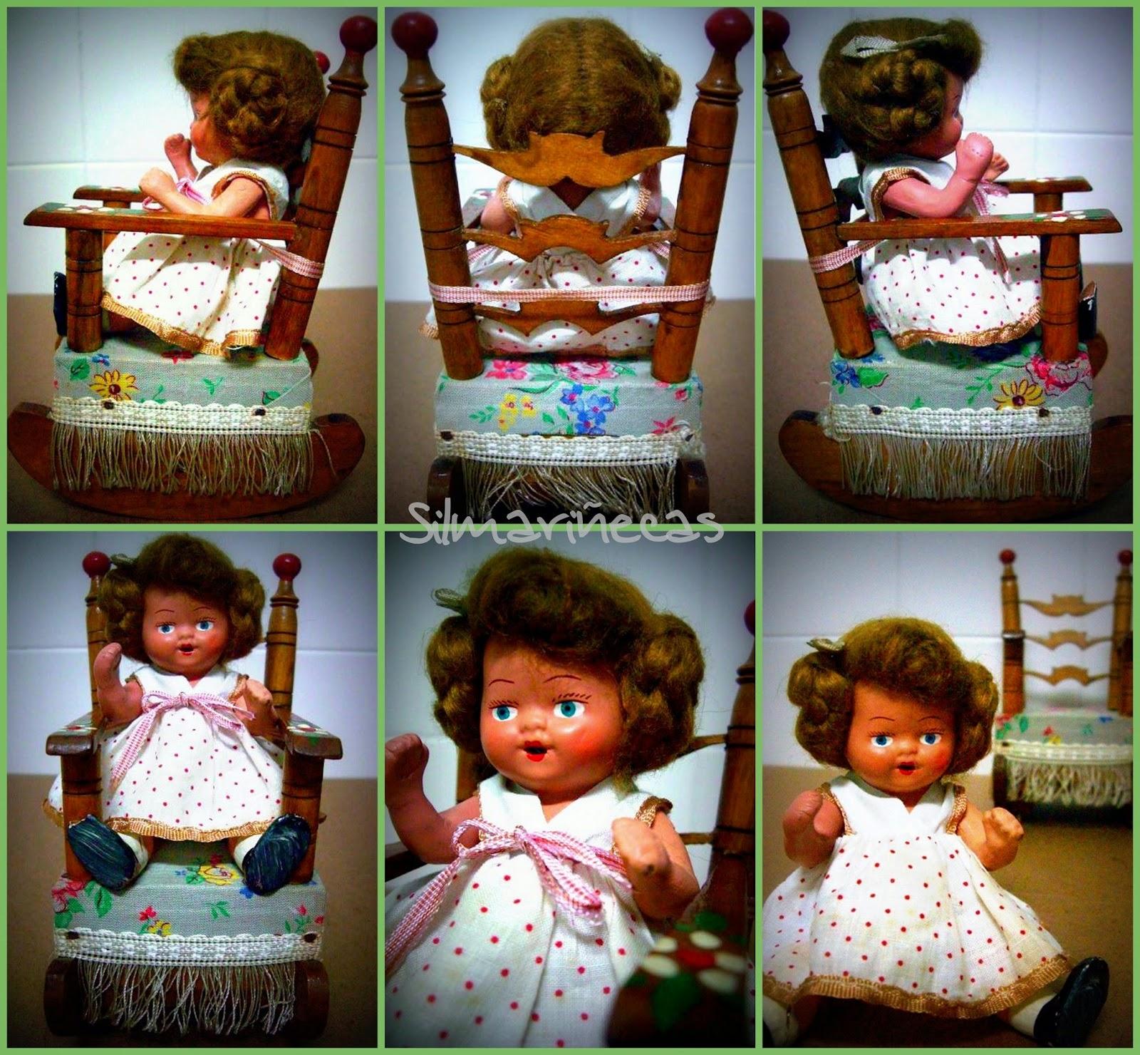 reparación de muñeca de terracota antigua-