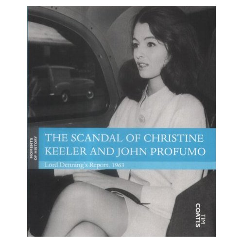 Fatales christine keeler and mandy rice davies the profumo affair