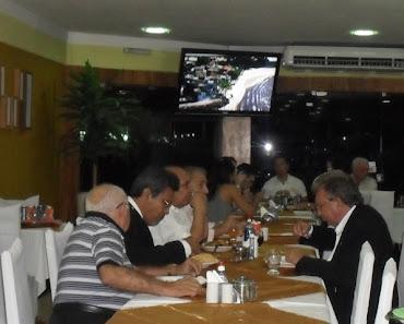 Jantar do Complexo Maçônico Adonhiramita