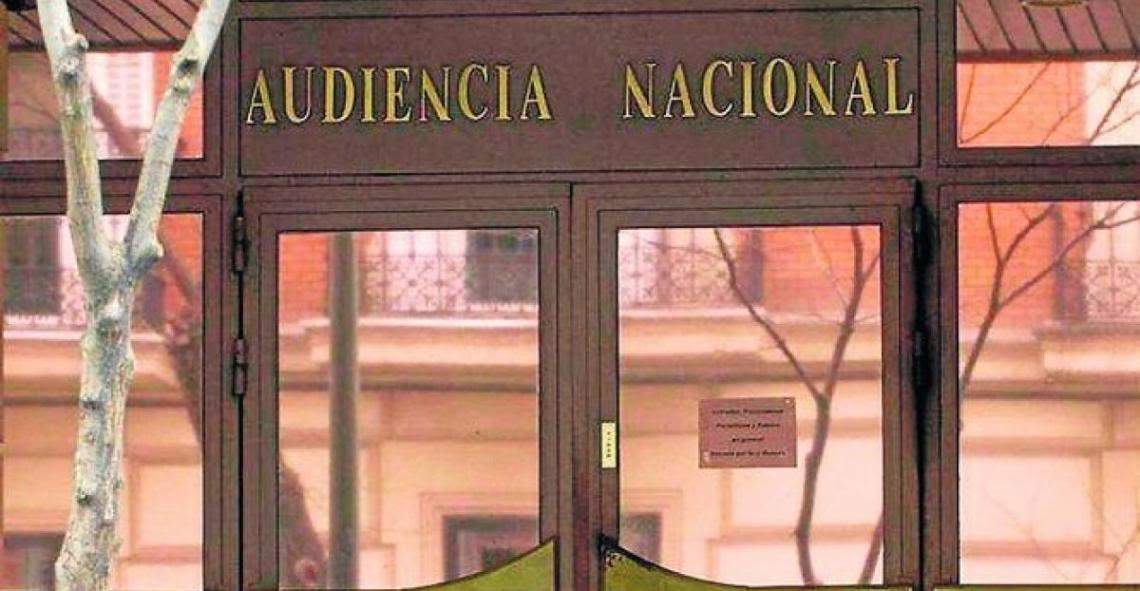 Audiencia Nacional y ejecucion penal