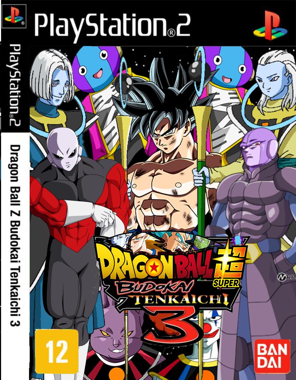 تحميل لعبة dragon ball z budokai tenkaichi 3 ps2 iso