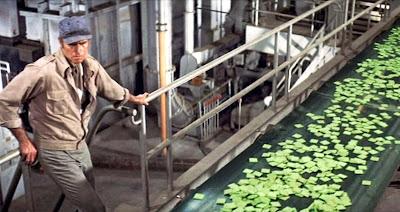 Charlton heston soylent green Cuando el destino nos alcance