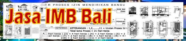 Jasa IMB Badung Denpasar Gianyar 081999732577