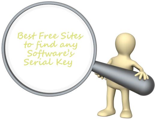 أفضل 5 مواقع مجانية لسنة 2015 للبحث عن سيريال أو ملف تفعيل أي برنامج
