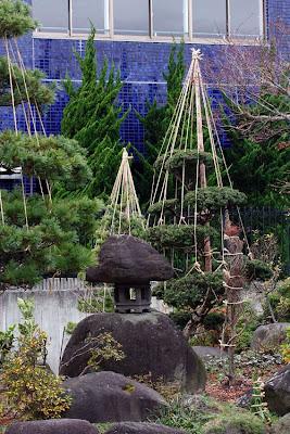 Bamboo Tree Drawing Decoration