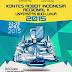 Ini dia Jadwal Lengkap KRI Regional 2 Tahun 2015