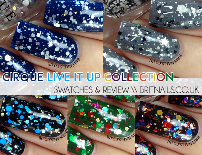 Cirque Live It Up Collection