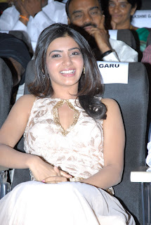 Samantha Stills at Eega Audio [Andhrula Music]