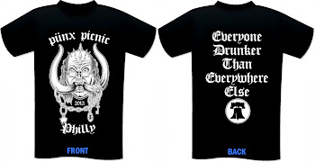 Philly Punx Picnic 2013 T-shirts