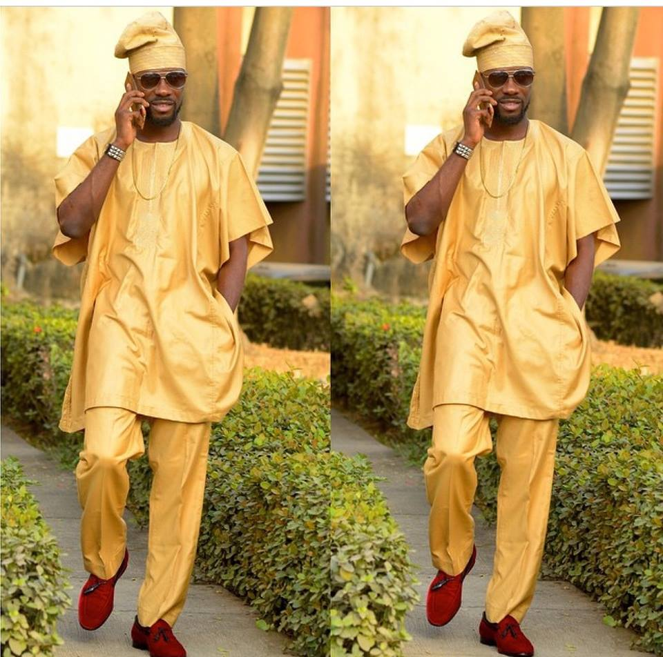 Creative Native Designs For Men Paired With Red Shoes Debonke House Of Fashion