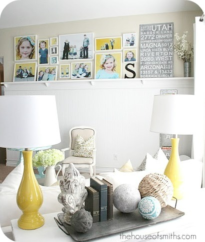 Gallery wall decorating tips photo gallery decorating Home decorating blogs