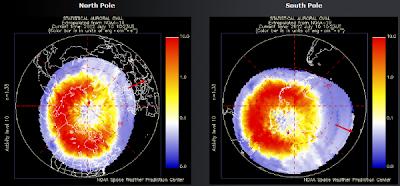 Tormenta geomagnética 10 de Julio 2012
