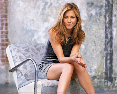 Actress Jennifer Aniston Desktop Wallpaper