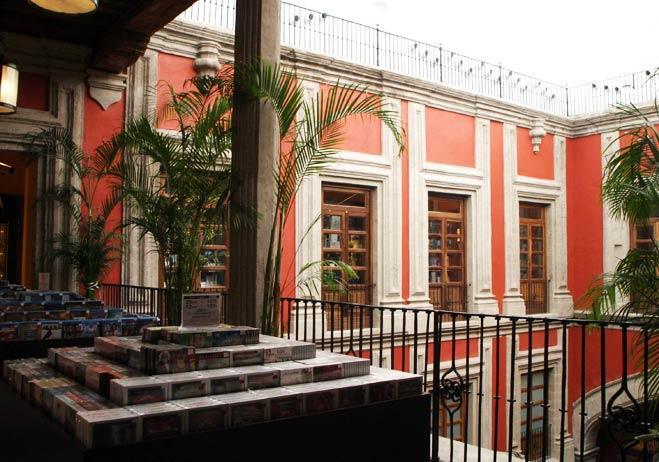 Grandes casas de m xico casa ortiz de la huerta rinc n for Sanborns palacio