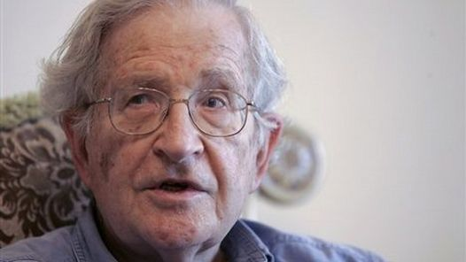 Noamh Chomsky