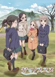 Yama No Susume: Segunda Temporada Capitulo 23