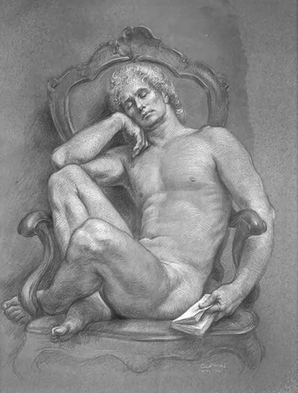 desnudos-a-lapiz