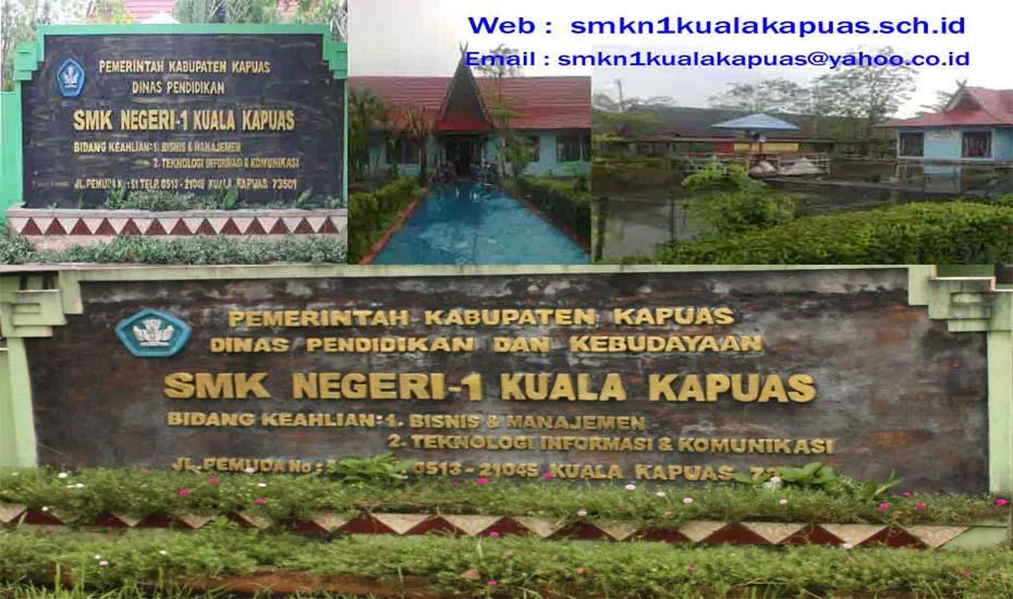 SMK Negeri  1 Kuala Kapuas