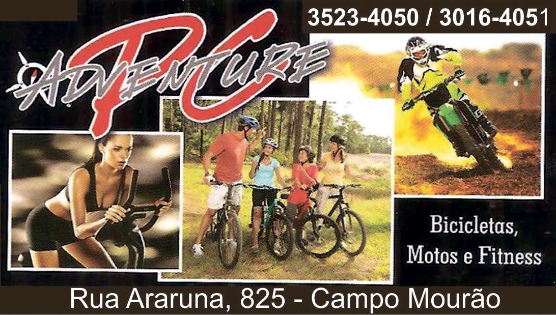 Bicicleta, Motos e Fitness