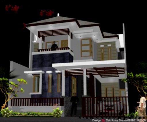 gambar desain model rumah
