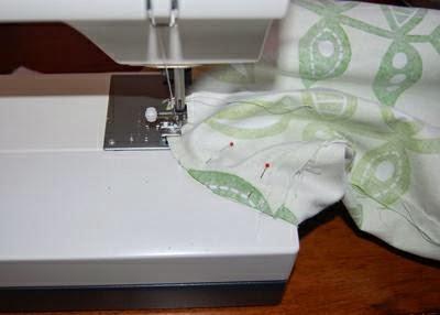 Складная сумка из ткани. Foldable bag fabric