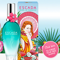 Free ESCADA Perfume samples (2 choices)
