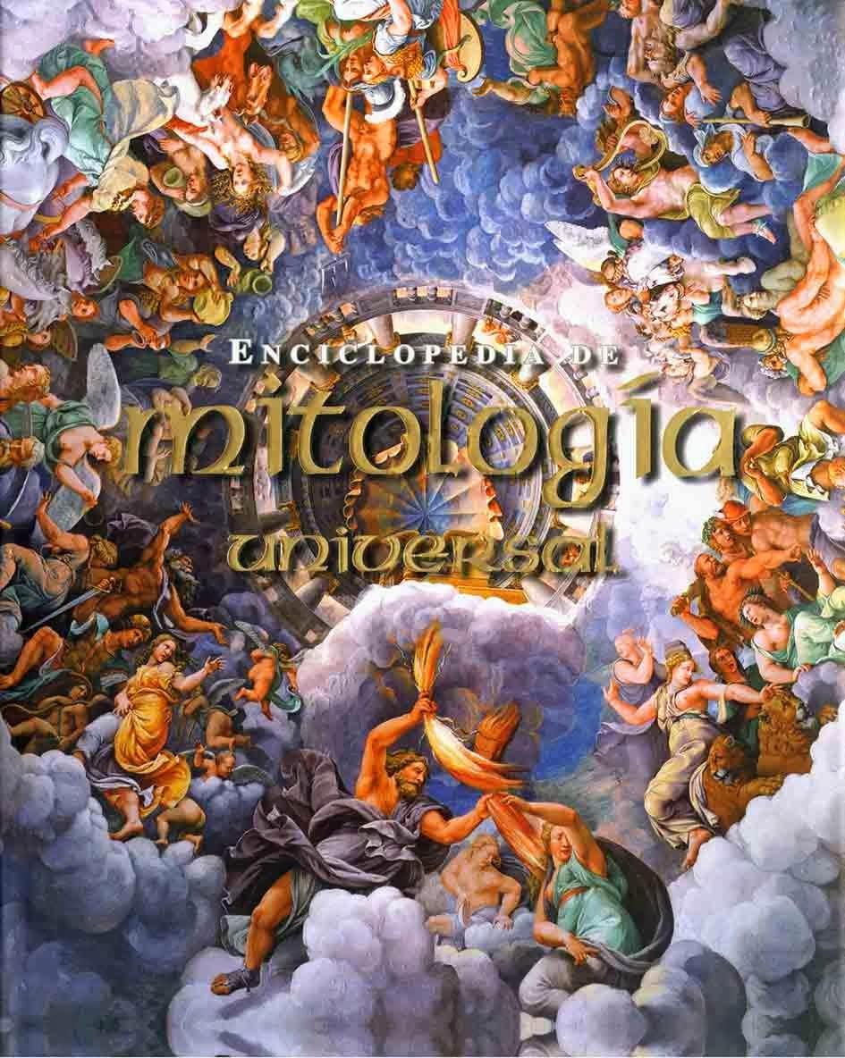 Enciclopedia de mitología universal PArragon