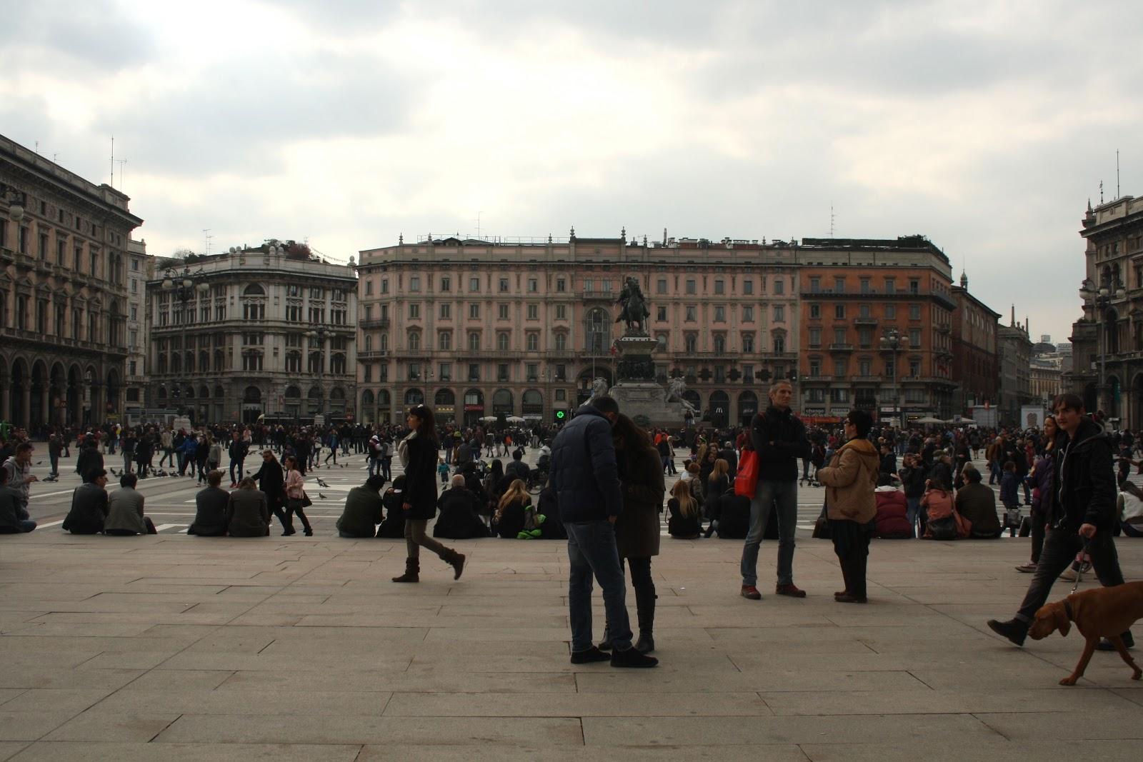 De maleta en maleta: De turismo por Milán 1