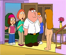 FAMILY GUY - FROM METHOD TO MADNESS 1