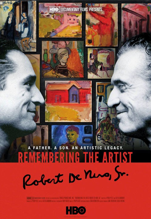 Lembrança do Artista Robert De Niro Sr. – Dublado