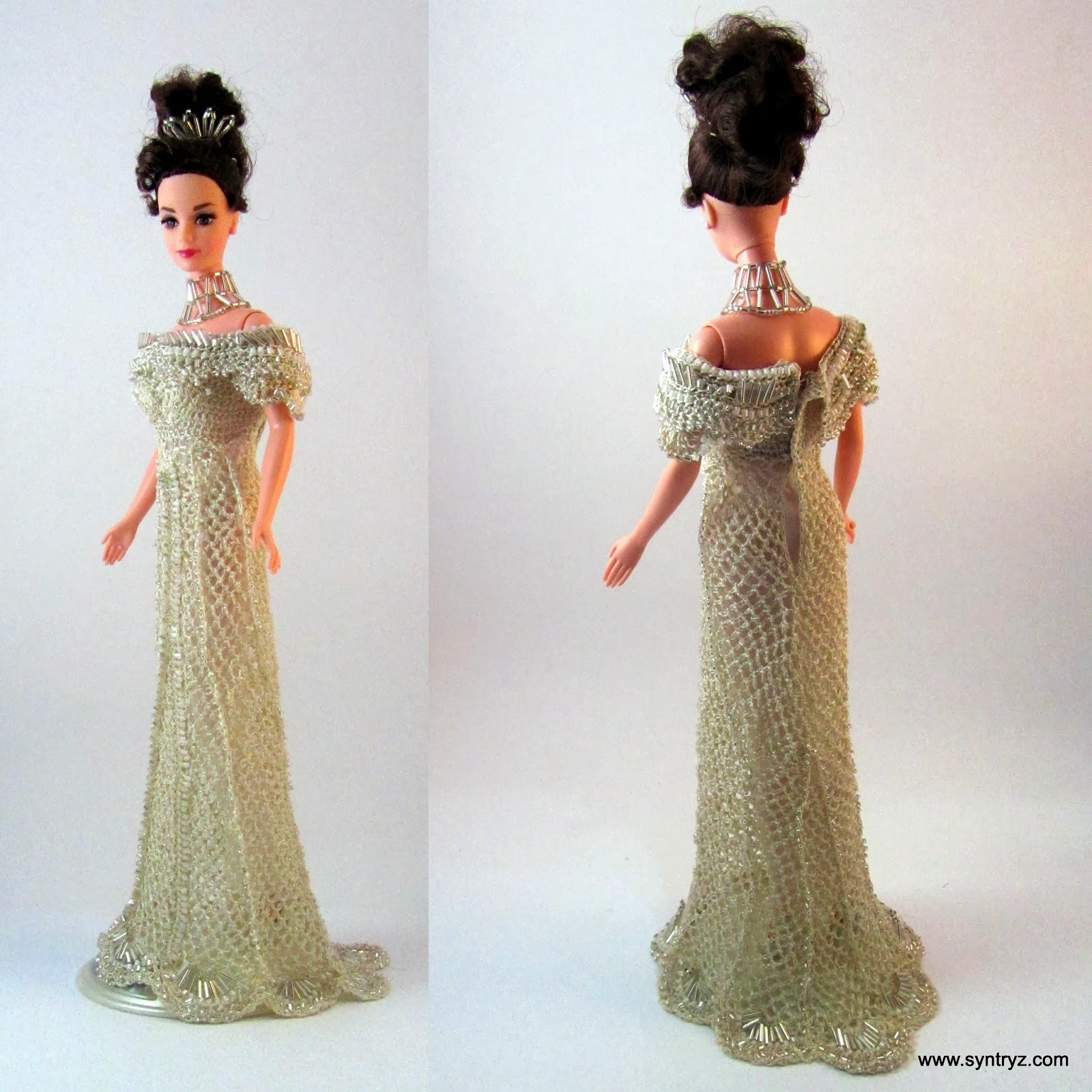 SYNTRYZ Stitches: Embassy Ball Gown Doll 2013
