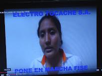 Electro Tocache pone en marcha FISE