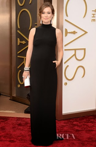 academy awards, 2014, best dressed, worst dressed, red carpet, arrivals, oscars, olivia wilde, valentino
