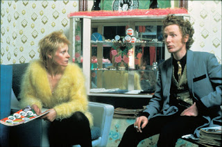 Malcolm McLaren with Vivienne Westwood at Let It Rock, 430 King's Road, 1971 - www.paulgormanis.com