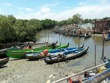 Perahu di Sedati - Karanganyar