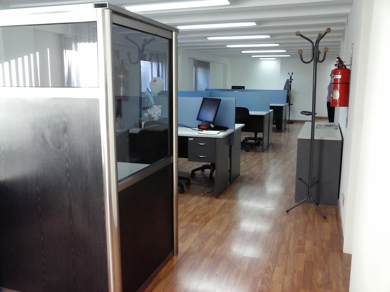 Pyp arquitectura ambientacion de oficinas for Oficinas cam
